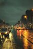 Paris At Night.. (- M7D . S h R a T y) Tags: lighting paris france rain night champselysees moment arcdetriomphe 5photosaday wordsbyme ®allrightsreserved™ champsélysées