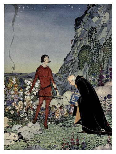 014-El pequeño Henry-Old French Fairy Tales (1920)- Virginia Frances Sterrett