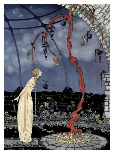 018-Rosalie-portada-Old French Fairy Tales (1920)- Virginia Frances Sterrett