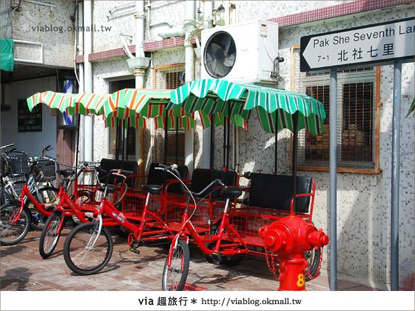 【2010香港節慶年 】香港節慶盛事~長洲太平清醮包山節(上)17