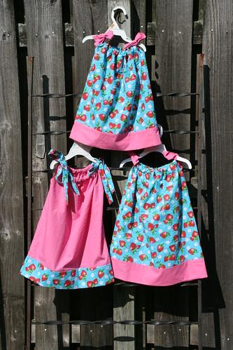 Pillowcase Dress 066
