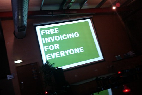 Free invoicing for everyone