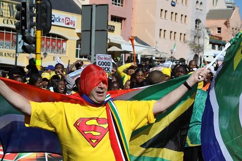 Mundial Sudáfrica Super Bafama