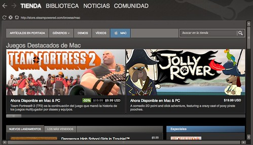 Cliente Steam