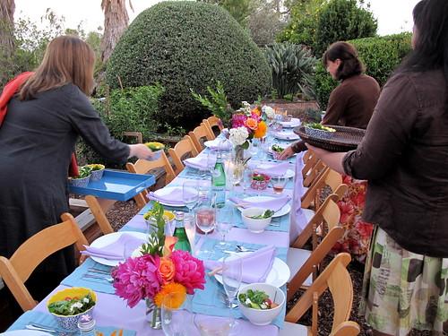 Garden Dinner Party 6.12.10