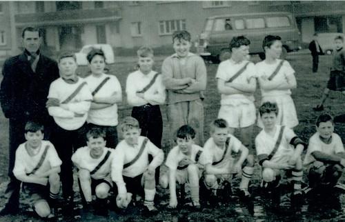 Cranhill Football Team, 1960s