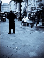 What lies in St. Christopher's Place? (Shilpa Bhatnagar) Tags: city urban london shopping square cities oxfordstreet londonist publicplace stchristophersplace placemaking flaneurbanite httpwwwflaneurbaniteblogspotcom