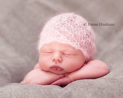pretty in pink. (renee hindman) Tags: naturallight newborn peanut sandiegobabyphotographer reneehindmanphotography