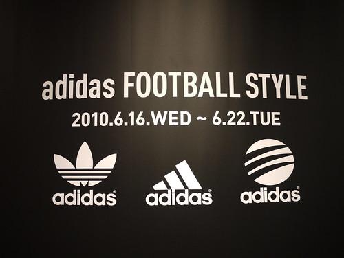 adidas FOOTBALL STYLE