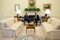 President Obama Meets With BP Chairman