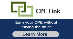 Earn CPE with CPE link through TaxMama