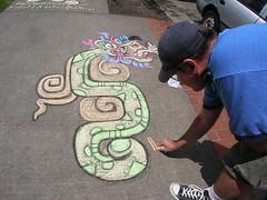Debivan's Mayan Art