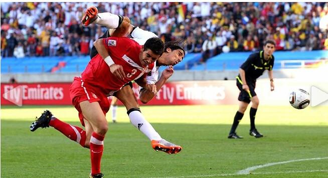 serbia vs germany match2