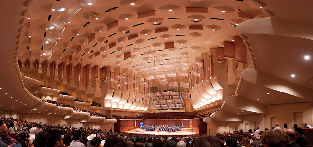 Davies Symphony Hall - UCSF Medical School Graduation 2010
