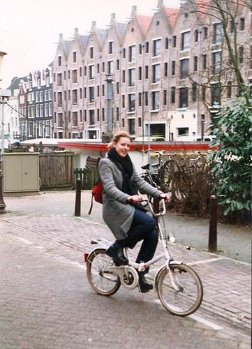 ramona wheelright in love with amsterdam 2000