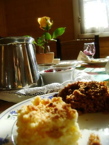 Café da manhã da Aldeia dos Sonhos