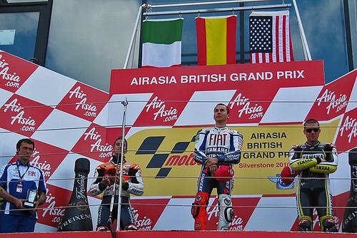 Great Britain MotoGP race