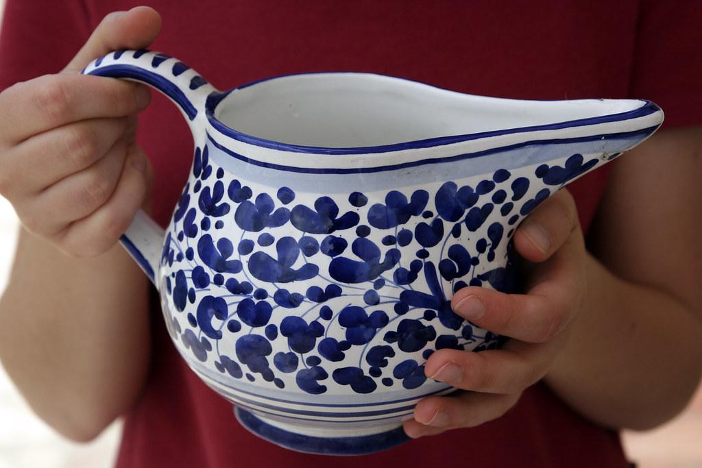 Potter jug
