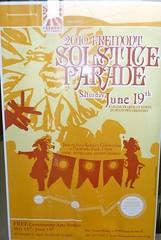 Fremont Solstice Parade 2010, poster (missjenn) Tags: fremont parade solstice 2010