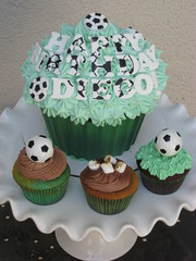 World Cup/Soccer Birthday