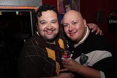 Hanging at Charlie's in Austin (Lone Star Bears) Tags: bear gay friends beer austin bears chub chubby chubs lonestarbearscom