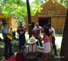 Pickin' (jmtilley) Tags: musician music canon fun concert play bluegrass guitar sing pick jmtilley