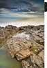 She is Like a Rainbow (juandiegojr) Tags: blue sky seascape beach azul clouds marina sand rocks playa paisaje arena cielo nubes rocas therollingstones sheislikearainbow nikond90 bwnd110 juandiegojr lee09ndgradsoft juandiegojrcom tokinaatx1224mmƒ4afprodx lee100mmcircularpolarizer