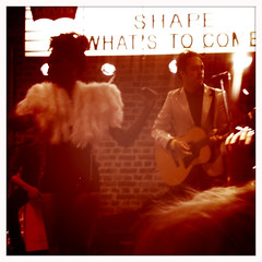 The Noisettes at Levi's Shape What's to Come launch