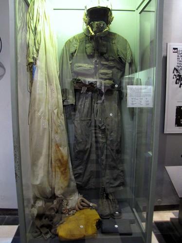 Hoa Lo Prison - John McCain's Flight Suit