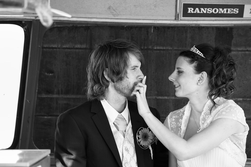 BILDESERIE: Bryllup