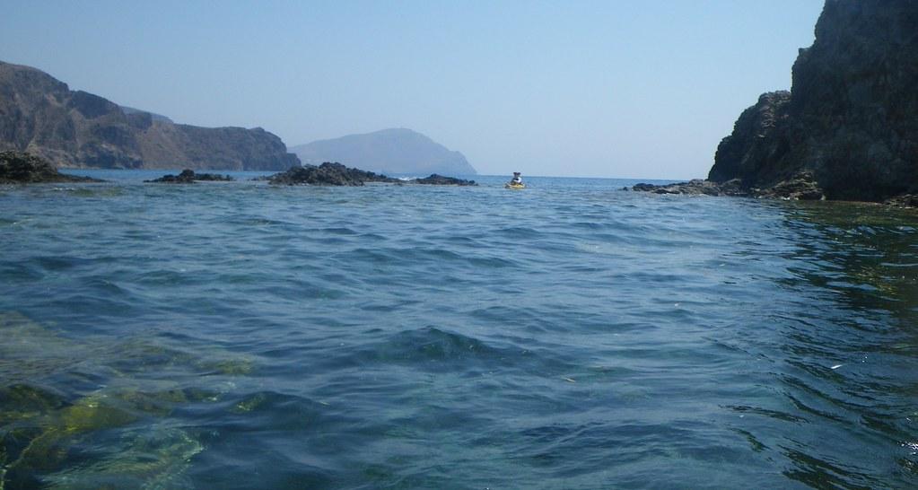 Cabo de Gata en kayak 383