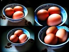 媽媽說,生日一定要吃雞蛋!