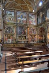 San Maurizio al Monastero Maggiore (Fil.ippo) Tags: san maurizio monastero maggiore milano milan filippo hdr church chiesa abigfave d5000 filippobianchi