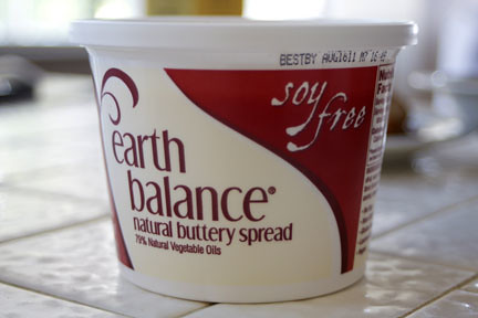 Soy Free Vegan Margarine