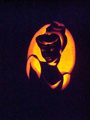 24 Inspiration - Jack-o-lantern - Cinderella