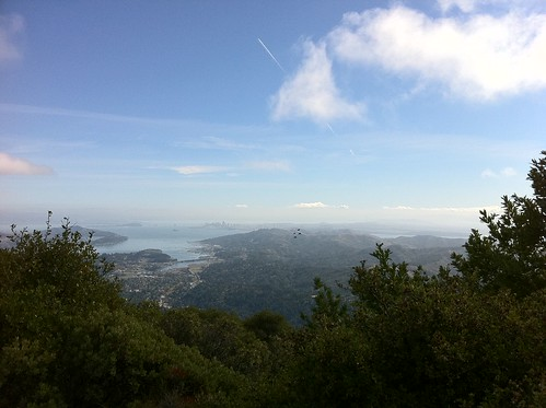 San Francisco from Mount Tam