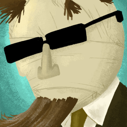 New profile avatar: Invisible Man