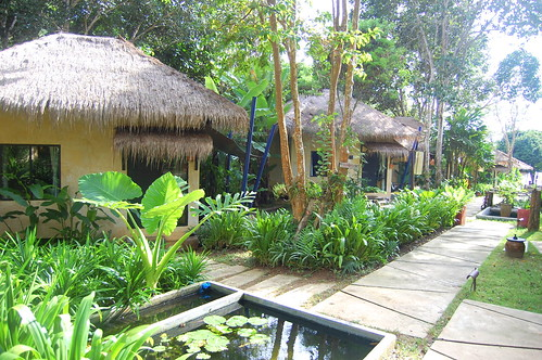 La Laanta-Courtyard