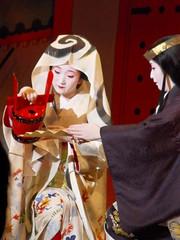 Gion Odori (CS Travels) Tags: fan dance kyoto maiko geiko geisha 2010 gionodori
