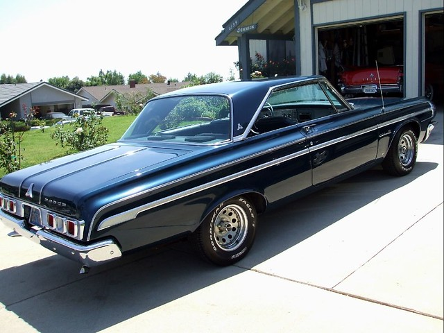 64 Dodge Right Side