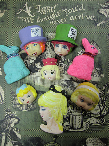 Wonderland Doll Part Value Pack!
