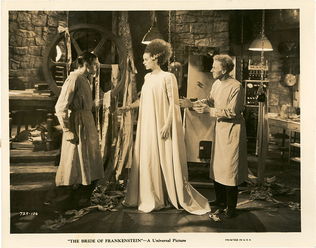 The Bride of Frankenstein (Universal, 1935) 4