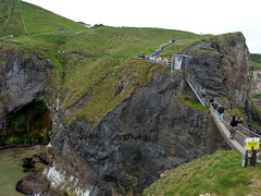 Carrick-a-Rede Rope Bridge, Co. Antrim 20170622_122117 (carmona rodriguez.cc) Tags: carrickarederopebridge ropebridge ballintoy coantrim northernireland ireland
