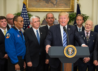 National Space Council Executive Order (NHQ201706300002)