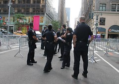 04a.NYPD.BeforeParade.NYC.25June2017 (Elvert Barnes) Tags: 2017 newyorkcitynewyork newyorkcityny nyc newyorkcity2017 nyc2017 june2017 25june2017 gaypride gaypride2017 47thnycgaypride2017 sunday25june2017nycgaypridetrip streetphotography2017 streetphotography newyorkcitystreetphotography nycstreetphotography2017 5thavenue 5thavenue2017 5thavenuenewyorkcitynewyork 5thavenuenyc2017 before47thnycgaypride2017parade nypd nypd2017 cops cops2017 police police2017 newyorkcitypolicedepartment newyorkcitypolicedepartment2017 nypd47thnycgaypride2017parade assembly47thnycgaypride2017parade