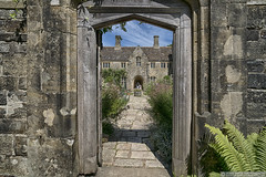 Down the path (EVERY SO OFTEN) Tags: nymans house garden park west sussex england stone old stately sony ilce6300 e1018mmoss national trust summer june daylight outdoors
