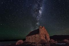 TEKAPO LAKE MILKY WAY,NEW ZEALAND (tommy0620) Tags: landscape milky way starrynight star new zealand lake tekapo natural nikon long exposure d610 星空 銀河 紐西蘭 旅遊