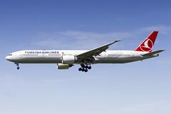 TC-JJG Turkish Airlines Boeing 777-3F2(ER) (buchroeder.paul) Tags: lhr egll london heathrow united kingdom europe final tcjjg turkish airlines boeing 7773f2er