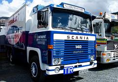 IMG_2606 Scania 140. 1974 mod. (JarleB) Tags: hardangertreffet2017 veteranbil veteranbiler lastebil trucks oldtrucks rullestad rullestadjuvet rullestadaktivfritid scania scaniatrucks oldscaniatrucks scania140 hallvardlerøy
