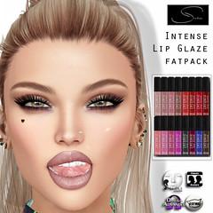 Stellar Intense Lip Glaze (Lexi★Morgan) Tags: stellar leximorgan lelutka catwa omega tattoo lips lipstick lipapplier meshhead makeup